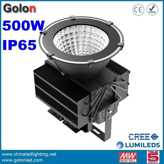 500 Watts Outdoor Floodlight 400W 300W High Power LED Football Sport Court Lighting 200W 300W 400W 500W High Mast LED Stadium Flood Light