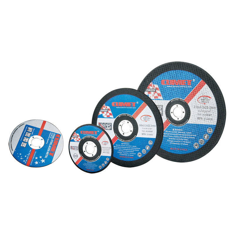 Flat Cutting Disc for Stainless Steel (115X1.0X22.2) Abrasive with MPa Certificates