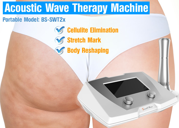 Ultrasound Wave Shockwave Acoustic Wave Therapy Machine