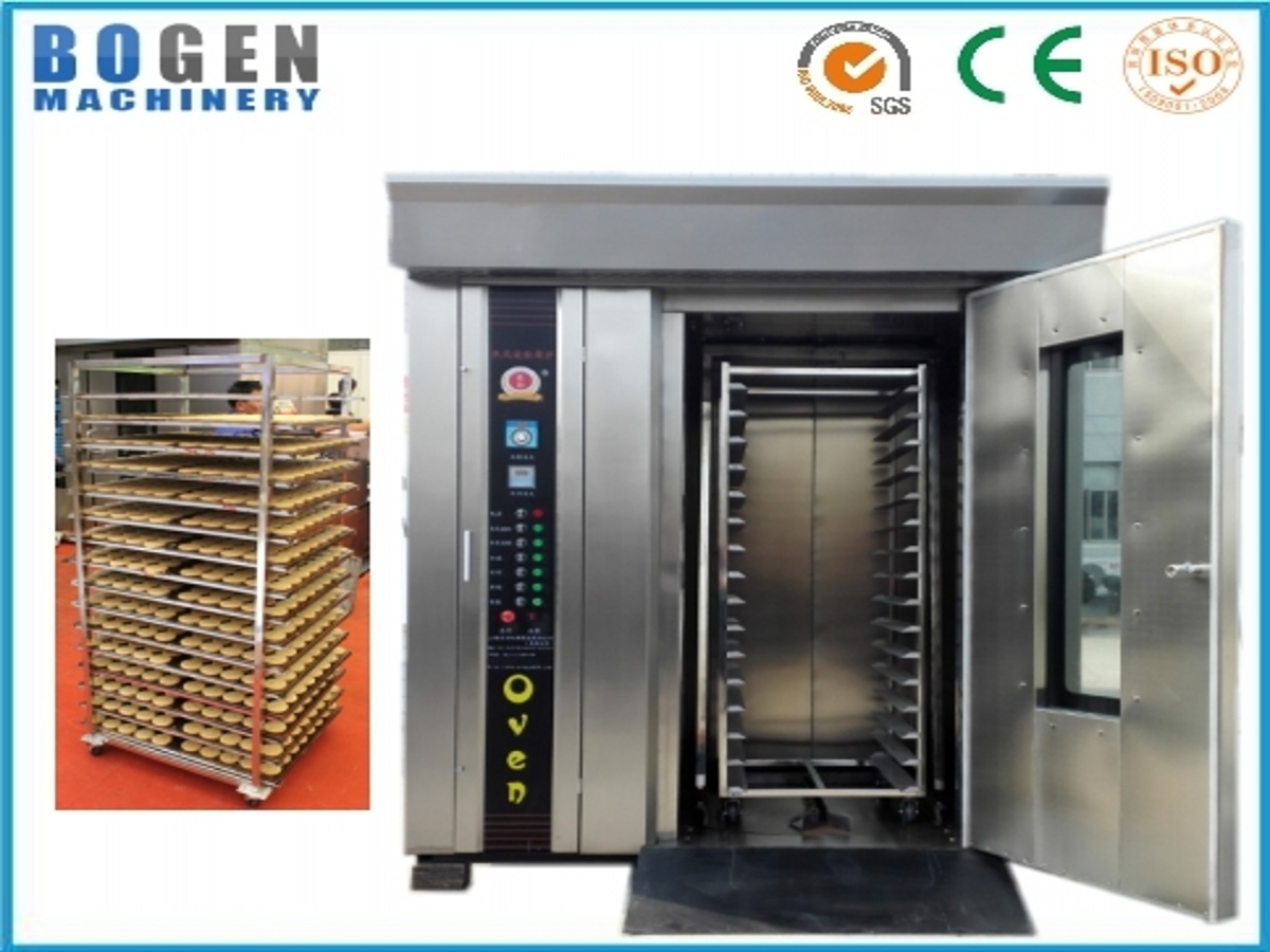 Large Capacith Stainless Steel Bread Baking Machine