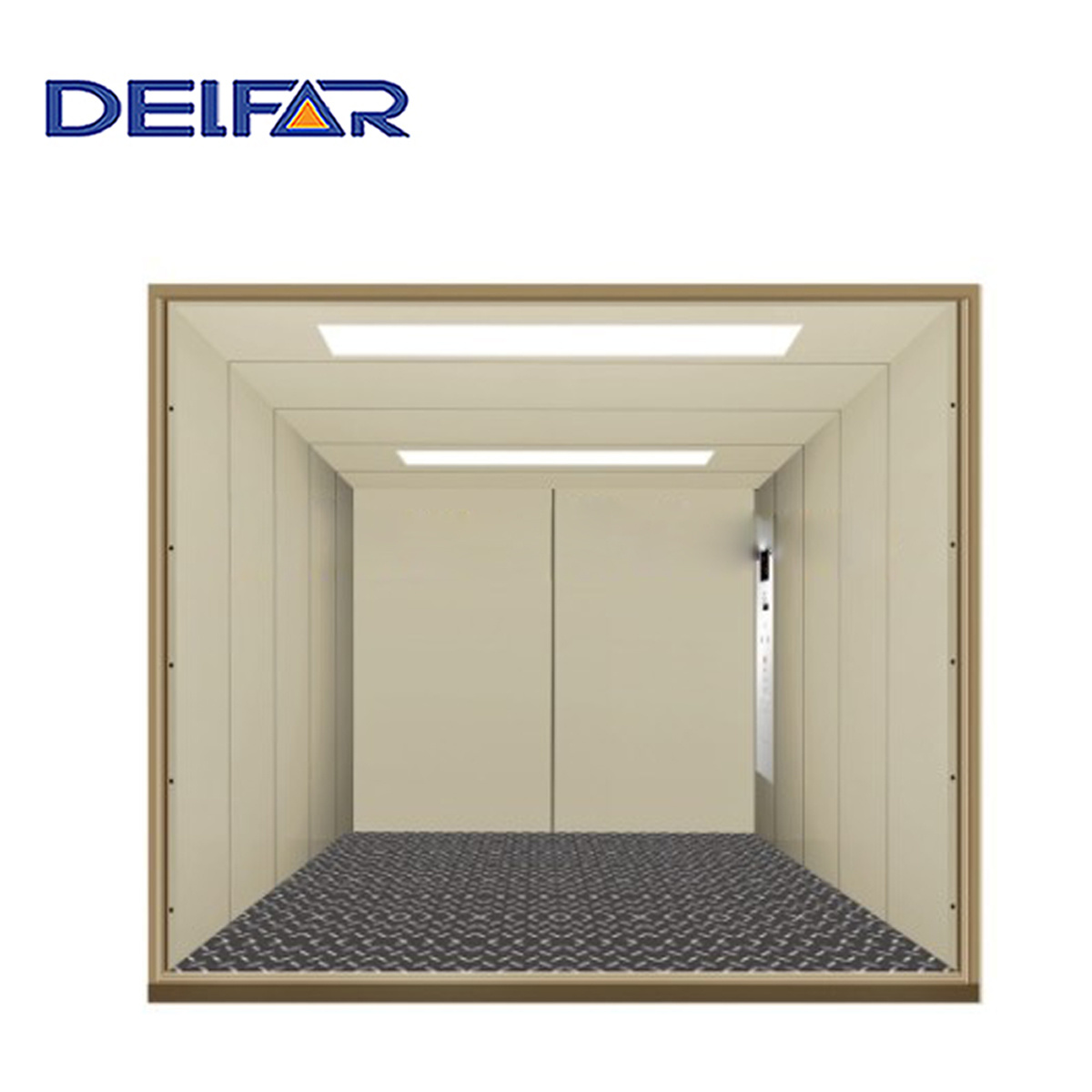 Safe and Large Goods Lift with Cheap Price
