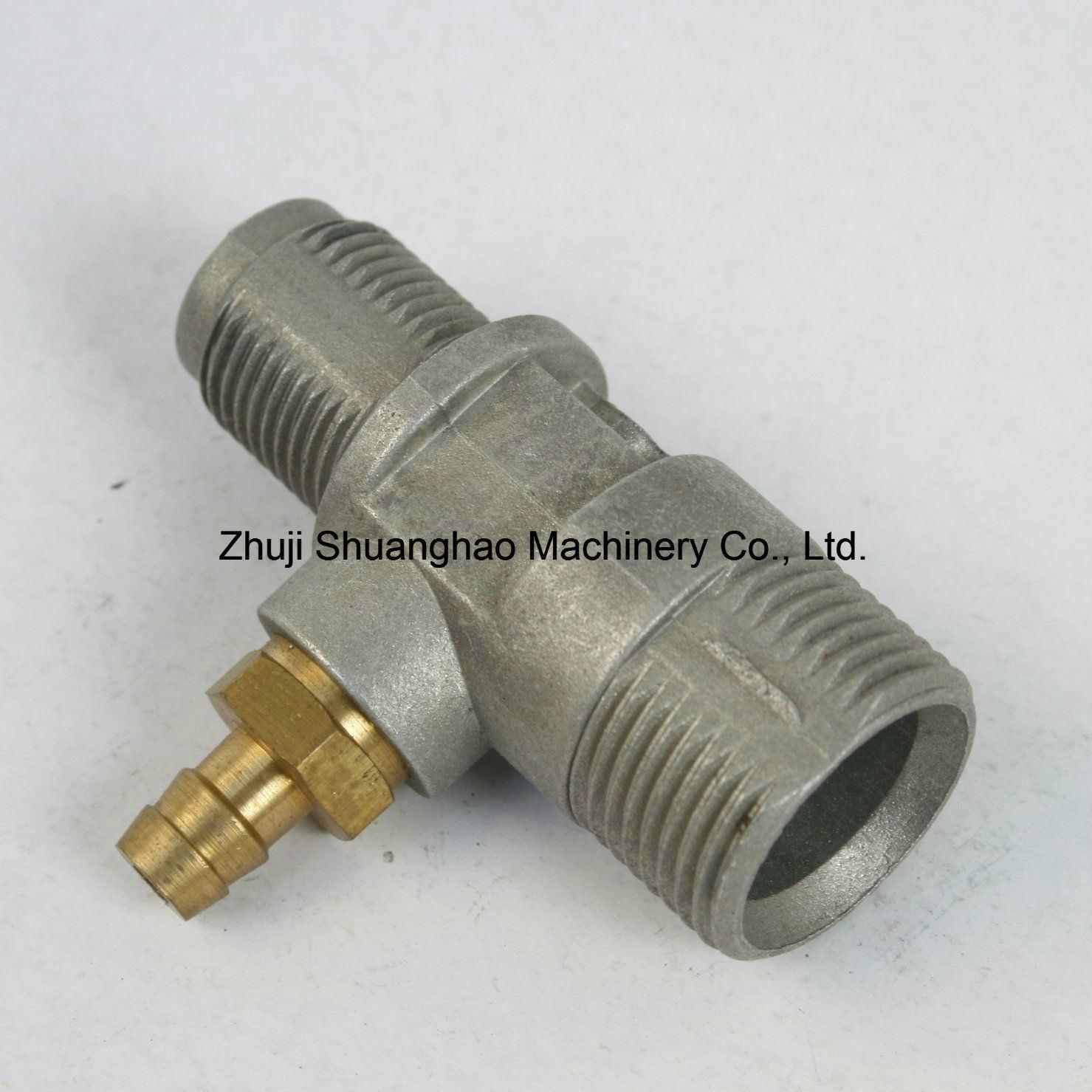 Aluminium Die Casting Parts High Pressure Cleaning Pump Parts