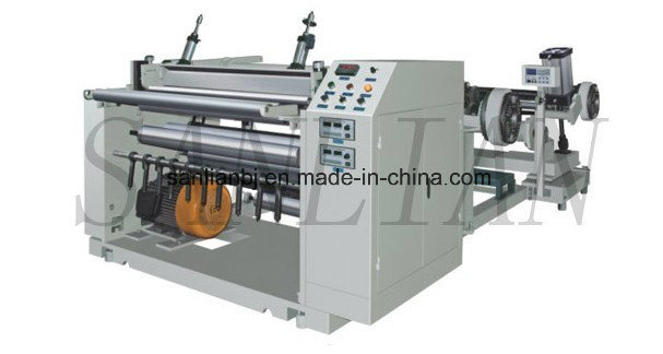 Double Unwind Cashier Paper Slitting Machine (SLF-900)