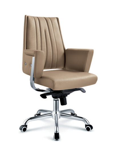 Ergonomic Swivel Eams Schoole Hotel Executive Leather Office Chair (NS-024A)