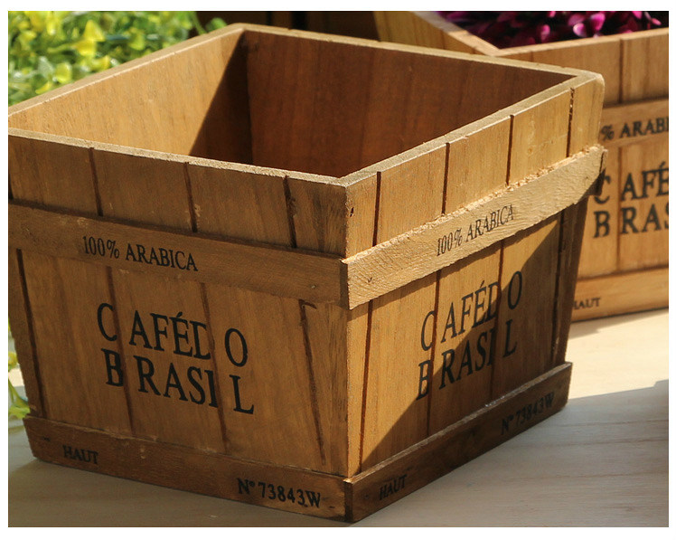 Fine Wood Storage Box/Case with Factory Price for Promotion