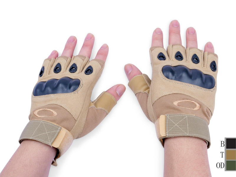 Airsoft Military Half Finger Tactical Gloves