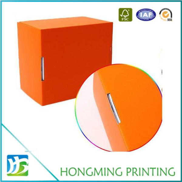 Custom Foldable Corrugated Cardboard Packaging Box