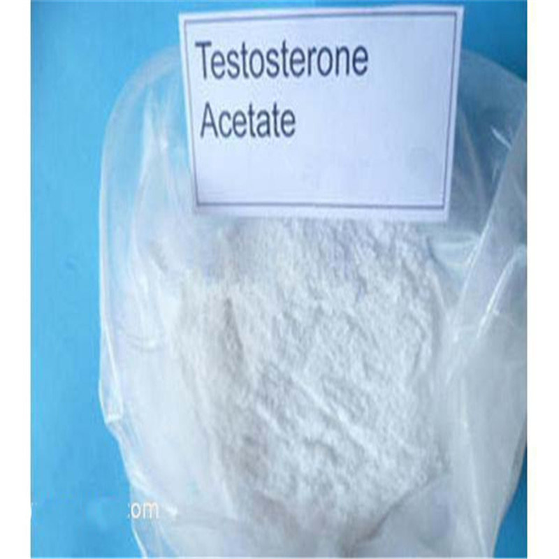 Steroid Powder Testosterone Acetate for Bodybuilding Fitness with Safe&Fast Shipping