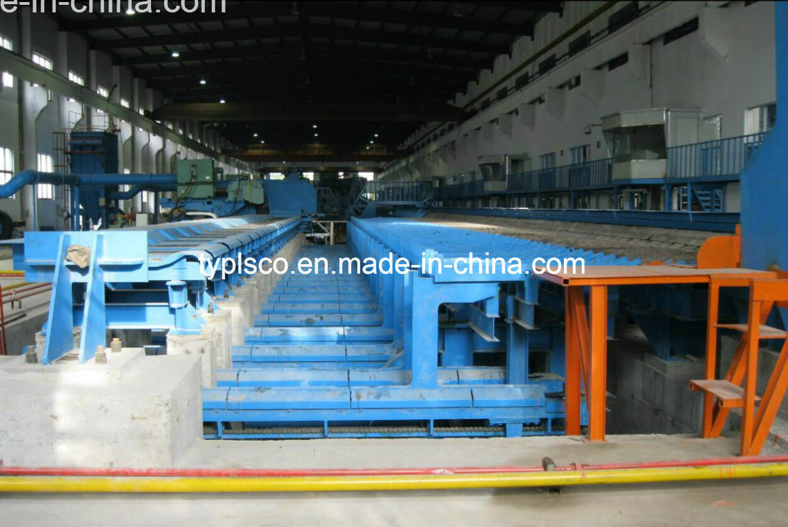Take out Device of Rolling Mill