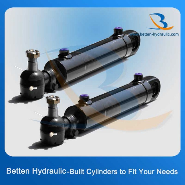 Same Quality with Rexroth Hydraulic Cylinders