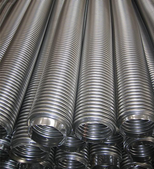 Bendable Corrugated Flexible Metal Tubing
