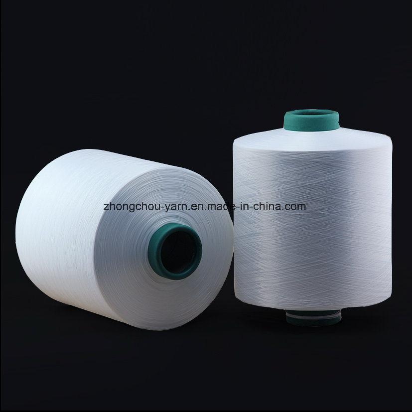 100% Polyester DTY 150d/48f/2 Him SD RW Yarn