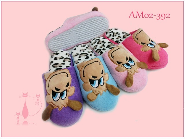 2017 Hot Woman Soft Indoor Slipper