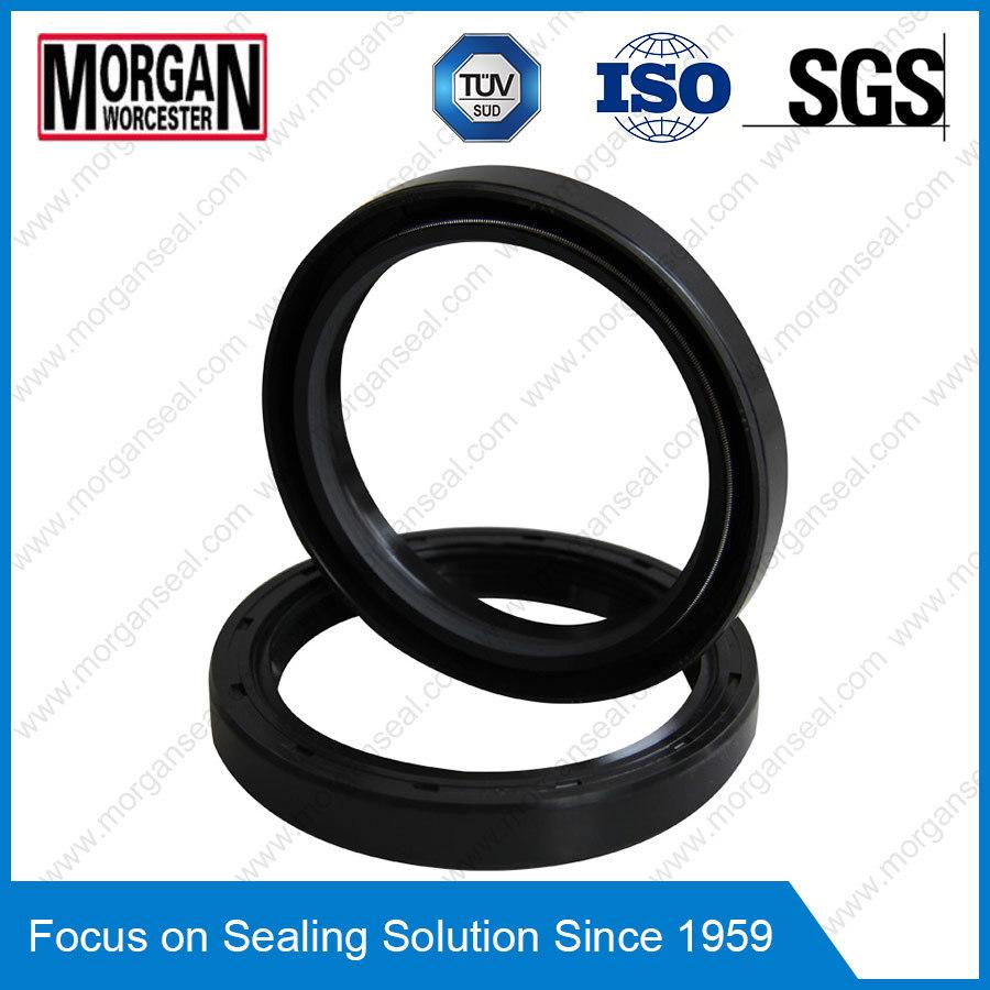 Tc NBR/Viton/EPDM Double Lip Rotary Shaft Oil Seal