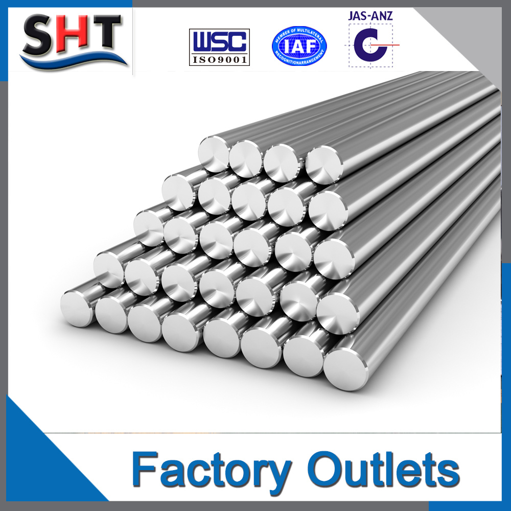 300series 304 316 316L Stainless Steel Round Rod with Factory Price