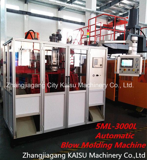 Bottle 5L Double Station Blow Moulding Machine