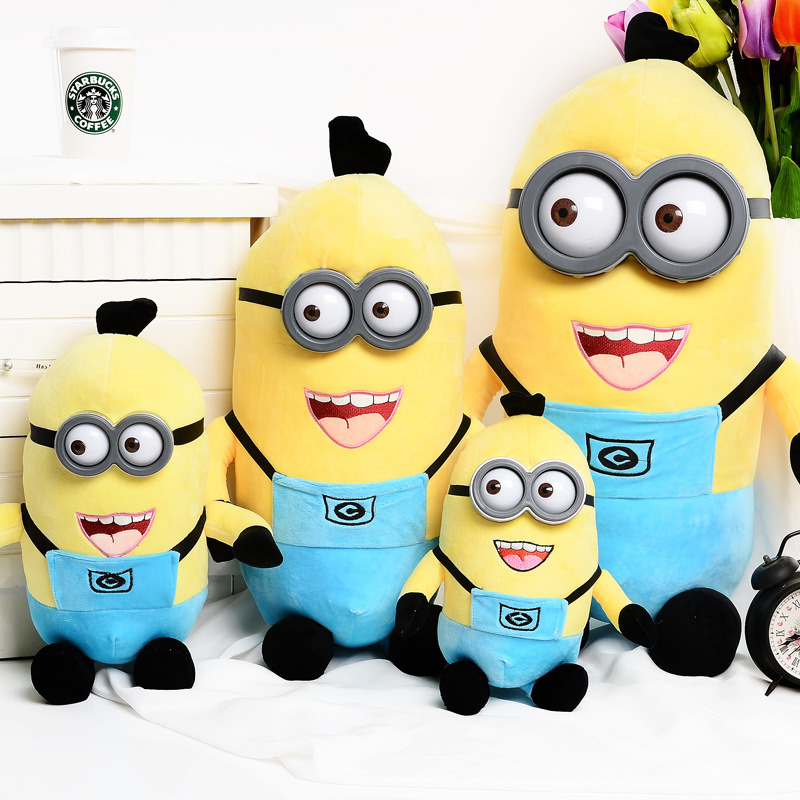 Hot Sales Stuffed Plush Toy for Minion