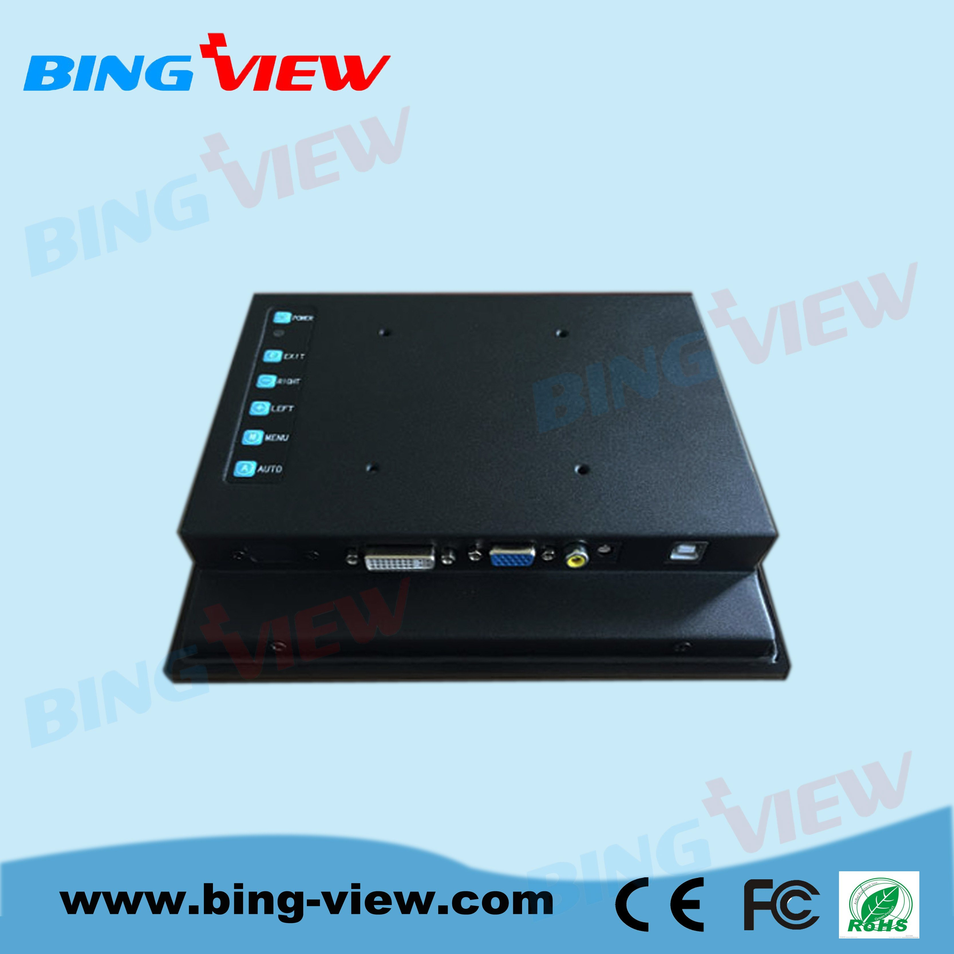 """15 """" Industrial Pcap Touch Monitor Screen"""