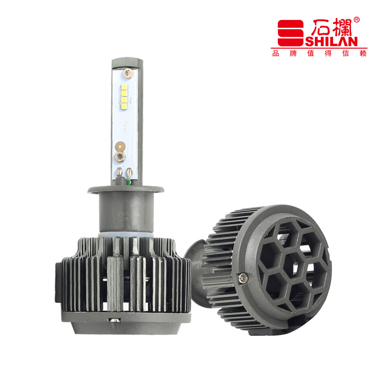 Super Bright 35W T6 H1 Csp LED Headlights Conversion Kit