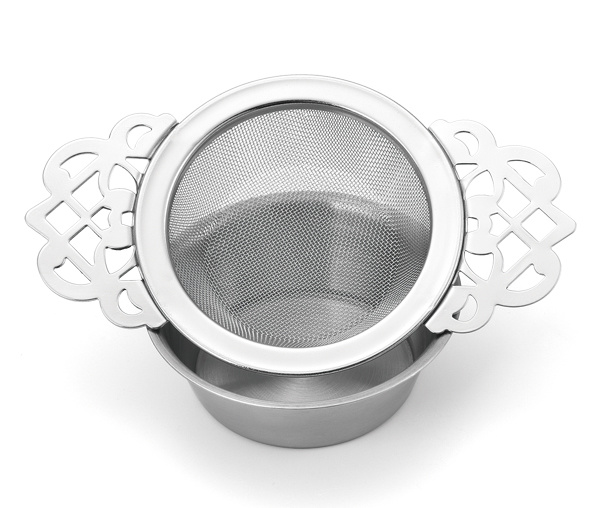 8/18 Stainless Steel Kitchen Filter Wire Mesh Tea Infuser