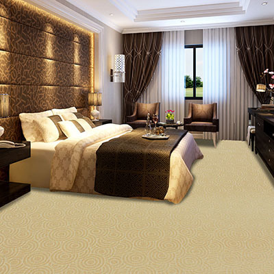 New Zealand Wool Jacquard Carpet