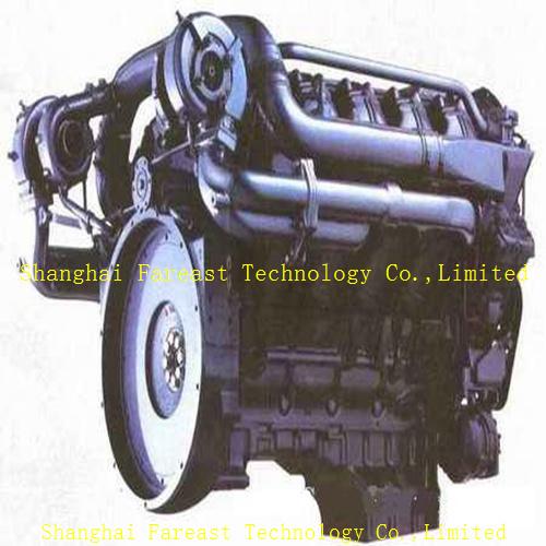 Deutz Bf10L513/Bf12L513cp/Bf12L513flc Diesel Engine with Spare Parts