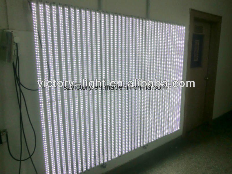 60W 8FT LED Tube Light Fixture V Shape UL cUL Daylight T8 LED Tube 270 Degree Beam Angle
