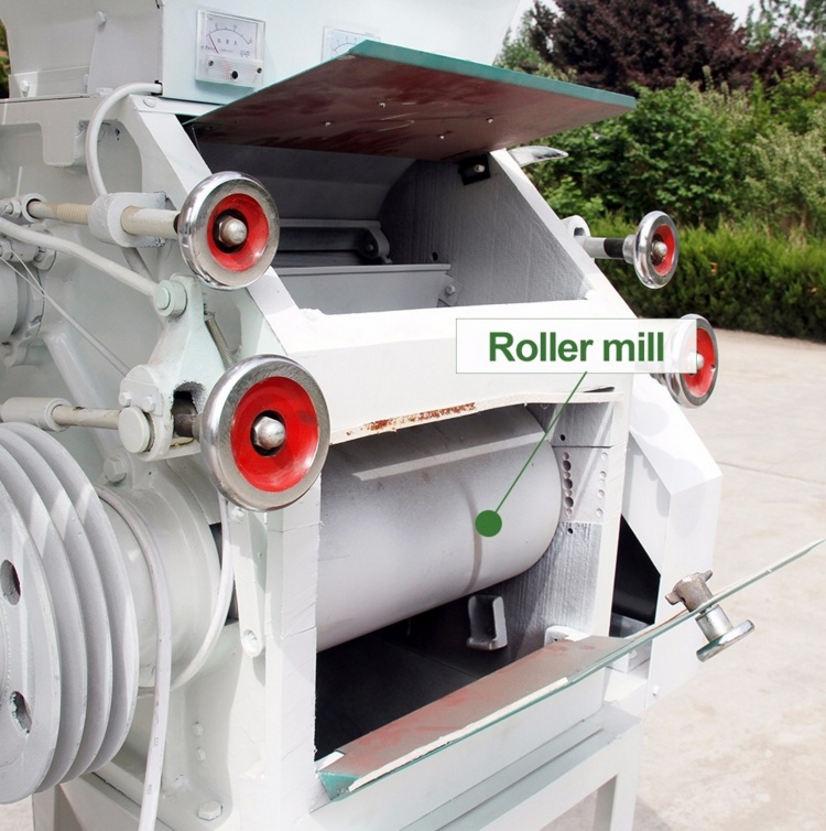 Wheat Flour Milling Machine/200kg-5t Wheat Milling Machine