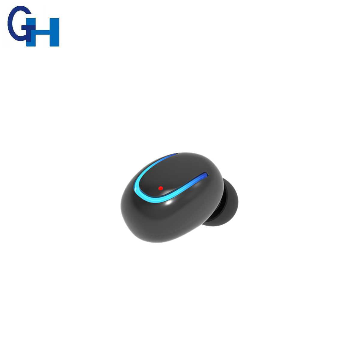 Promotional Super Mini Noise Reduction Small Single Wireless Bluetooth Earphone
