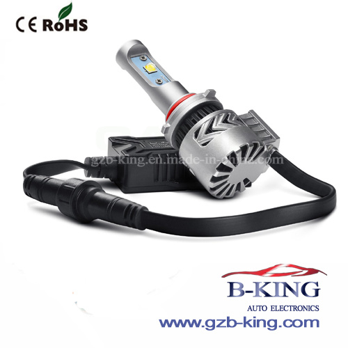 6000lm Per Bulb CREE-Xhp50 Auto LED Headlight