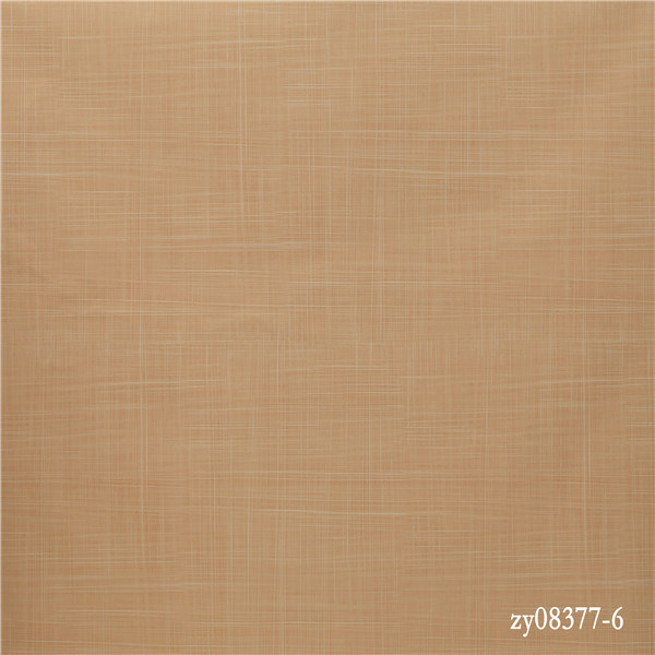 Fabric Pattern Furniture Base Paper for Laminating