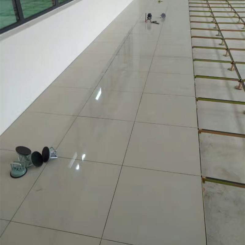 Ceramic Cover Steel Cementitious Raised Floor Panel