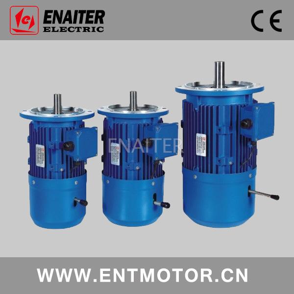 B3 Mounting Electrical AC Brake Motor