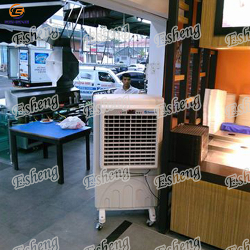 Honeycomb New PP Movable Desert Air Cooler