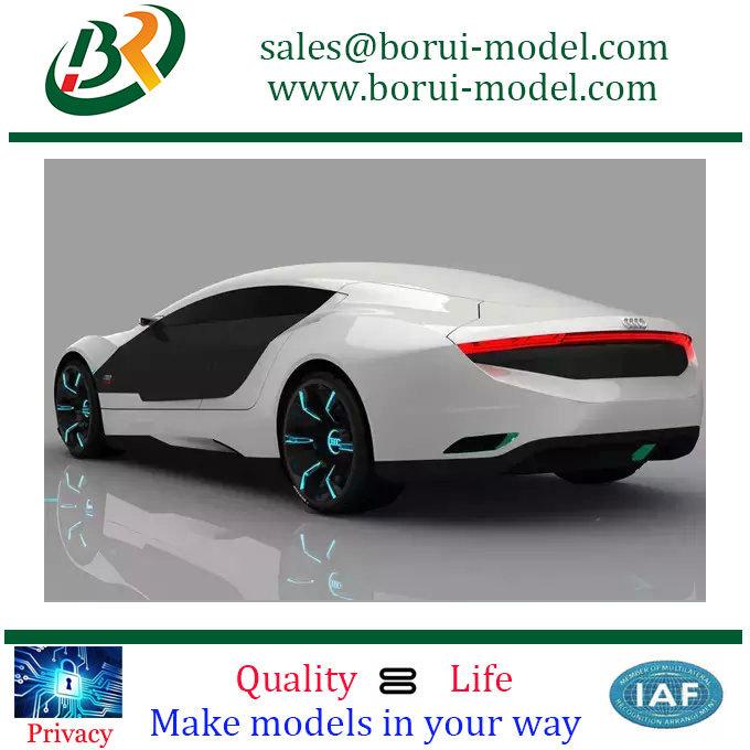Car Model Rapid Prototyping Manufacturer
