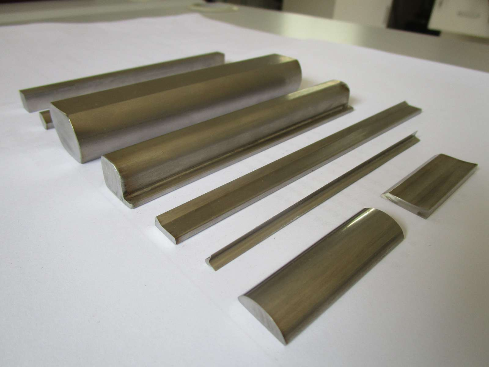 Stainless Steel Profiled Bar From Baosteel