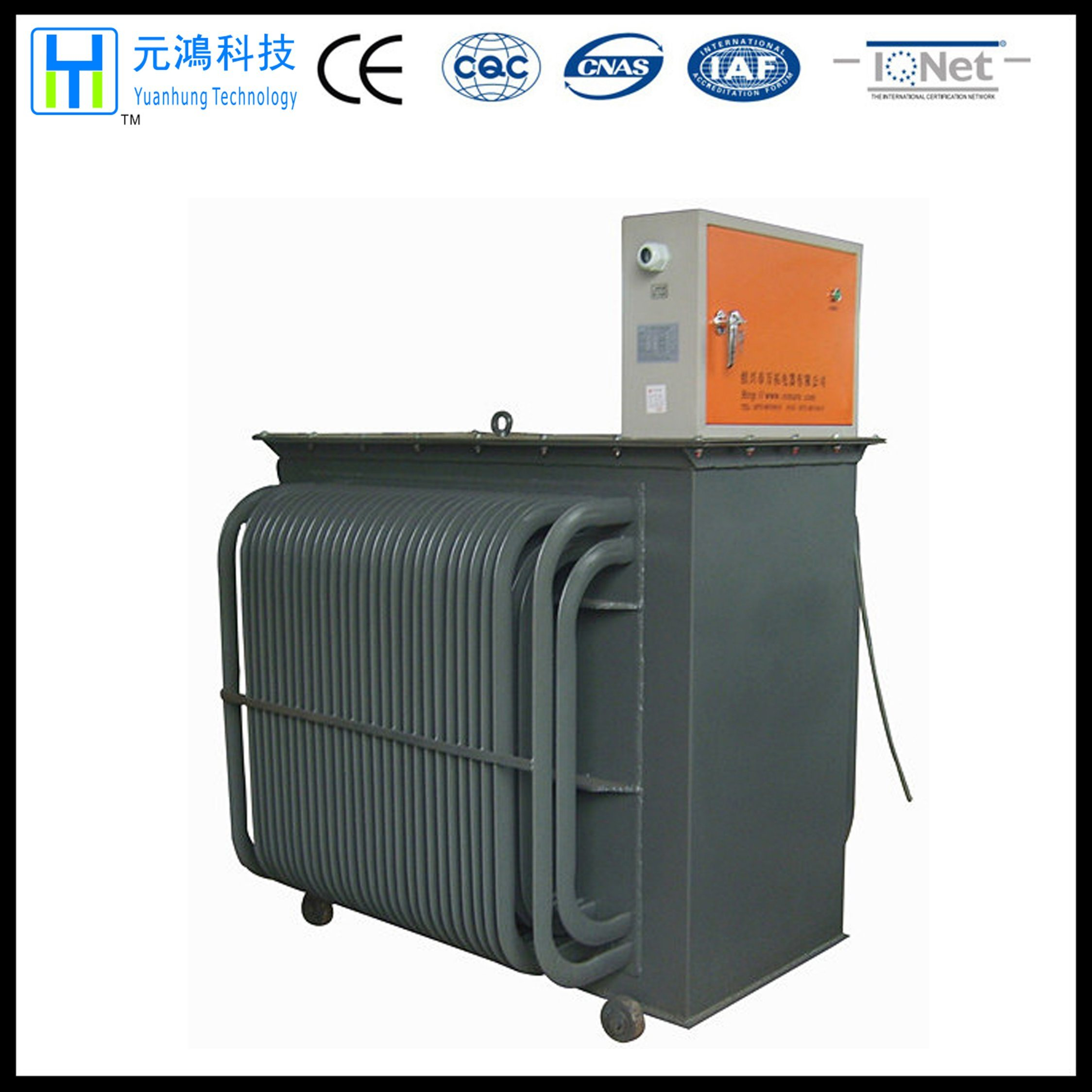SCR Anodizing Rectifier 6000 AMP 20V with Oil-Immersed