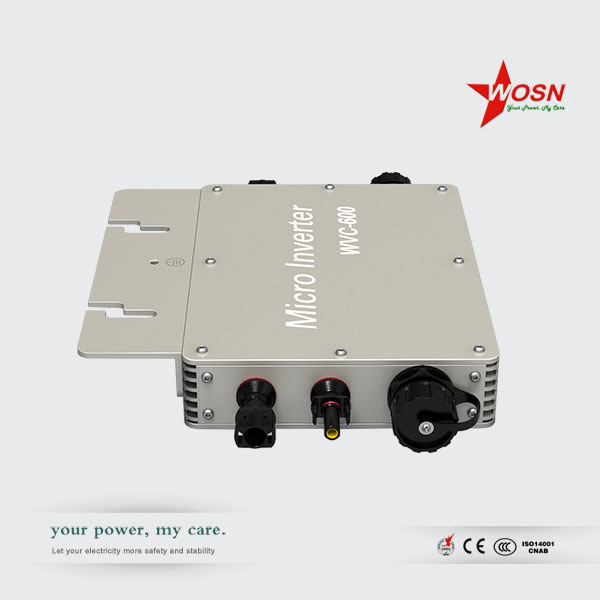 MPPT Charge Solar Grid Tie Inverter Wvc-600W