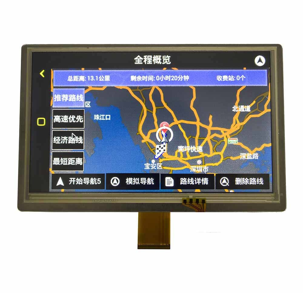 "5.7"" TFT Screen for Industrial Use"