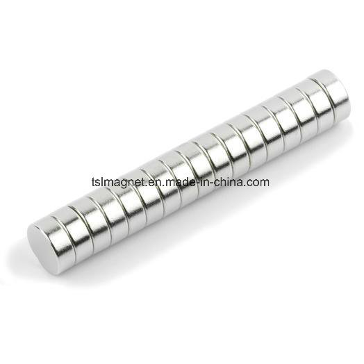 Sintered Rare Earth Permanent Disk Neodymium Magnets