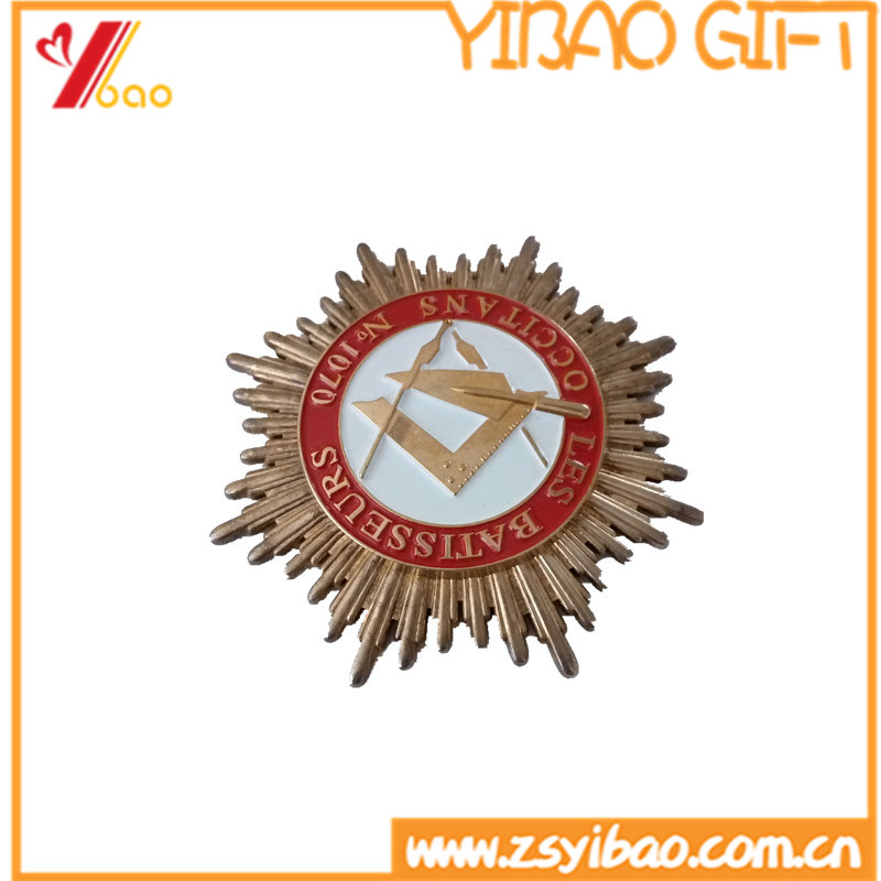 Custom Logo 3D Various Shapes Coin (YB-HD-97)