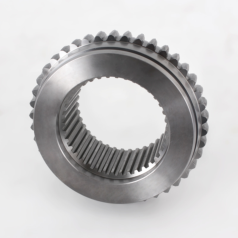 Textile Machine Stainless Steel Tooth Internal Spline Transmission Spur Gear