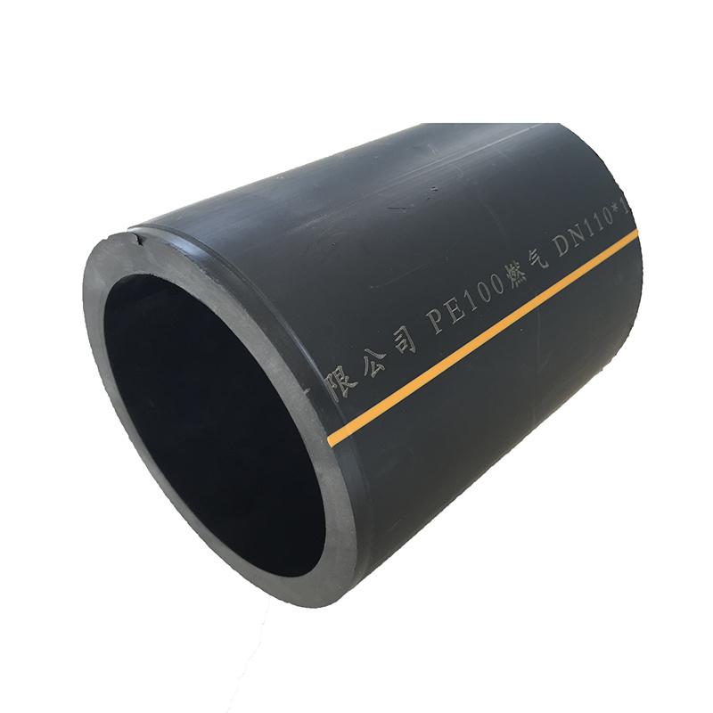 ISO Standard Gas Plastic Polyethylene Pipeline