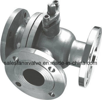3-Way Flange Ball Valve (T Port)