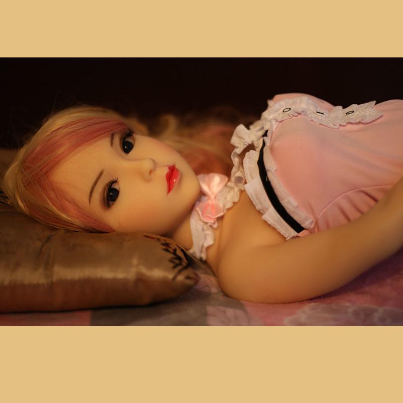 Real Sex Dolls 100cm Skeleton Japanese Love Doll for Men