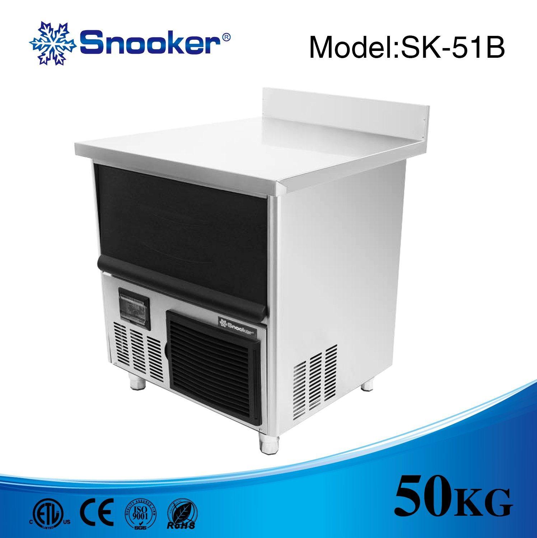 Under-Counter Type 50~100kg Ice Machine Ice Maker for Kitchen Bar
