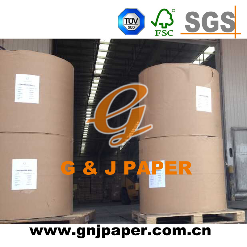 60GSM Offset Paper Roll in Stock with Competitive Price