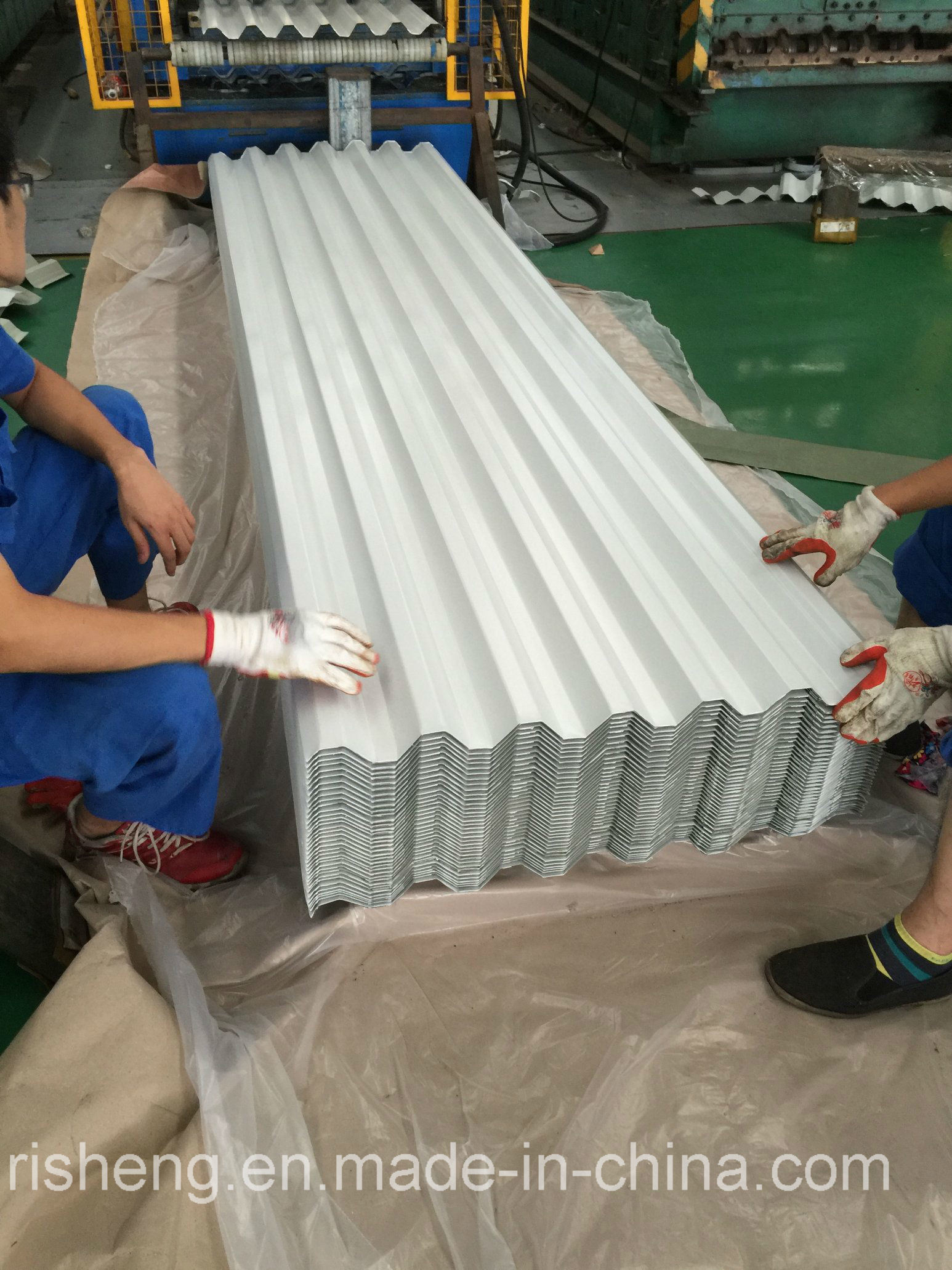 P P Gi Steel Roofing Sheet