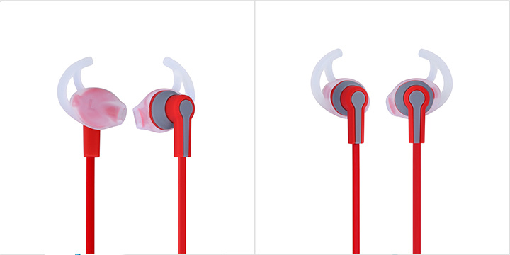 Two-Color Headphones