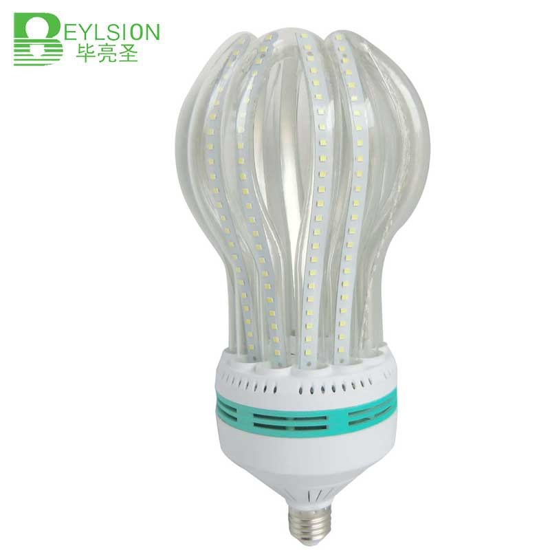 60W 6u LED Corn Bulb Lightings Lotus E27 E40